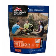 Mountain House Mexican Chicken with Rice Meal 53144 (Mountain House)