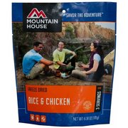 Mountain House Rice & Chicken 20oz Meal 53105 (Mountain House)