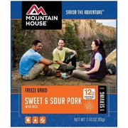 Mountain House Sweet & Sour Pork with Rice 53134 (Mountain House)