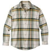 Mountain Khakis Men's Teton Flannel Shirt 118 (Mountain Khakis)