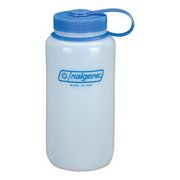 Nalgene Wide Mouth Hdpe Water Bottle--32 Oz 340592 (Nalgene)