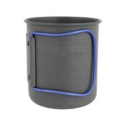 Olicamp Space Saver Mug Hard Anodized 327482 (Olicamp)