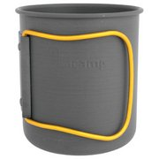 Olicamp Space Saver Mug Hard Anodized 327483 (Olicamp)