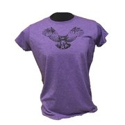 Outdoor People Women's Owl S/S Tee OWL (Outdoor People)