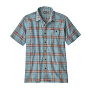 Patagonia Men's A/C Organic Cotton Button Up Plaid Shirt 52921 (Patagonia)