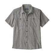 Patagonia Men's Back Step Organic Cotton Button Up Shirt 53139 (Patagonia)