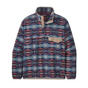 Patagonia Men's Lightweight Synchilla Snap-T Fleece Pullover 25580 (Patagonia)