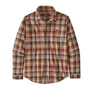 Patagonia Mens Long Sleeve Pima Cotton Shirt 53837 (Patagonia)
