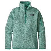 Patagonia Women's Better Sweater 1/4 Zip Pullover 25617 (Patagonia)
