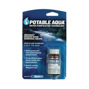 Potable Aqua Water Purification Tablets 371240 (Potable Aqua)