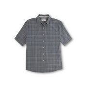 Purnell Men's 4-way Stretch Quick Dry Plaid Shirt 10104613 (Purnell)