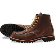 Red Wing Brand Of America 8146 6-Inch Moc Lug Work Boots 8146 (Red Wing Brand Of America)