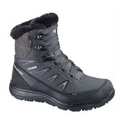 Salomon Women's Kaina Mid CS WP Boot 366805 (Salomon)