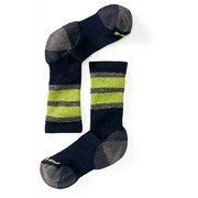 Smartwool Kids' Striped Hike Medium Crew Socks SW001105 (Smartwool)