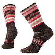 Smartwool Women's PhD Outdoor Medium Pattern Crew Socks SW001120 (Smartwool)