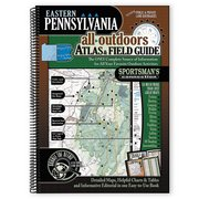 Sportsman's Connection Eastern Pennsylvania All Outdoors Atlas & Field Guide 8202 (Sportsman's Connection)