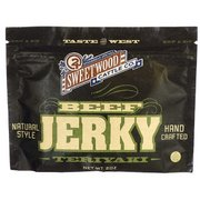 Sweet Wood Cattle Co. Naural Jerky - Teriyaki 2oz NJ024004 (Sweet Wood Cattle Co.)