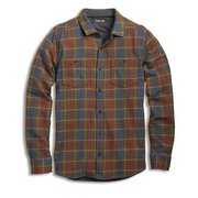 Toad & Co Men's Dually Flannel Long Sleeve Button Up Shirt T2251501 (Toad & Co)