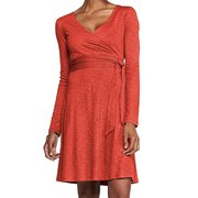 Toad & Co Women's Cue Wrap Dress T1771702 (Toad & Co)