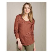 Toad & Co Women's Marley Long Sleeve T-Shirt T1241306 (Toad & Co)