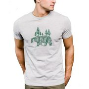 United By Blue Men's Pine Bear Tee 71M-1PB (United By Blue)