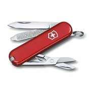 Victorinox Classic SD Pocket Knife, Assorted Colors 59560 (Victorinox)