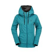 Volcom Women's Stone Dot Fleece Hoodie H2451707 (Volcom)