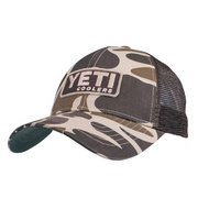 Yeti Coolers Custom Camo Hat with Patch YHCAMO (Yeti Coolers)