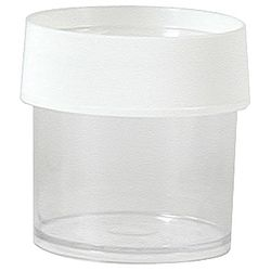 4oz Straight Side Jar