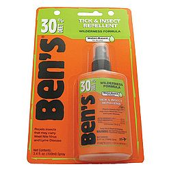 Wilderness 30% DEET Insect Repellant - 4 oz