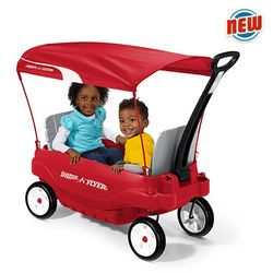 Radio Flyer Ultimate Family Wagon # 3101A (Radio Flyer)